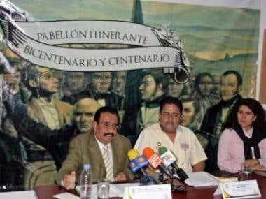 Pabellon itinerante bicentenario