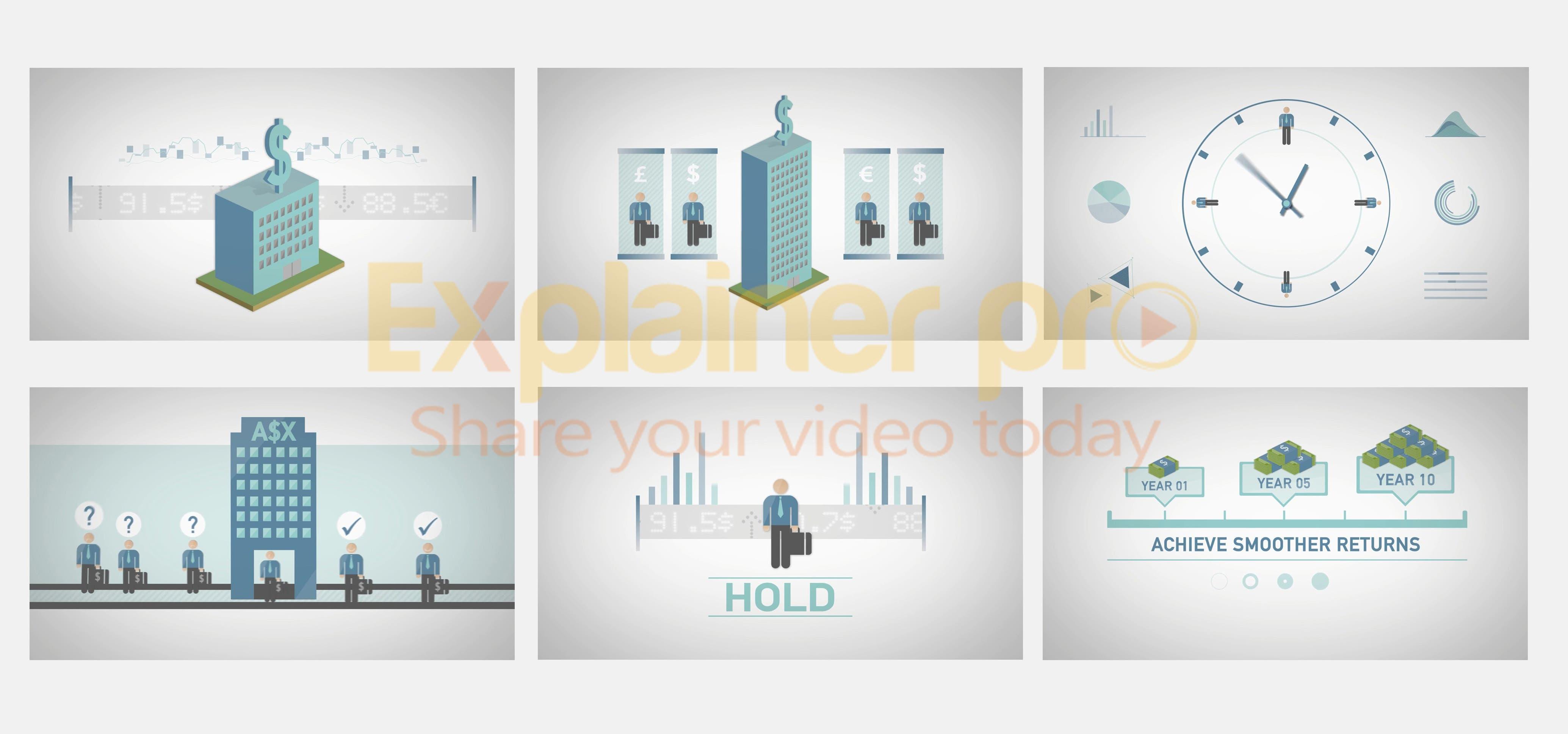 -----Promotional | Presentation Style-----