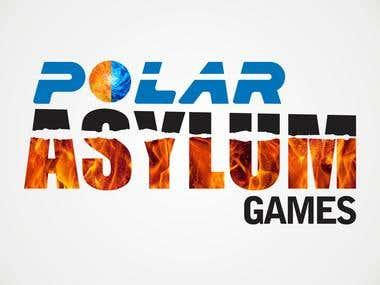 Polar Asylum Logo Design