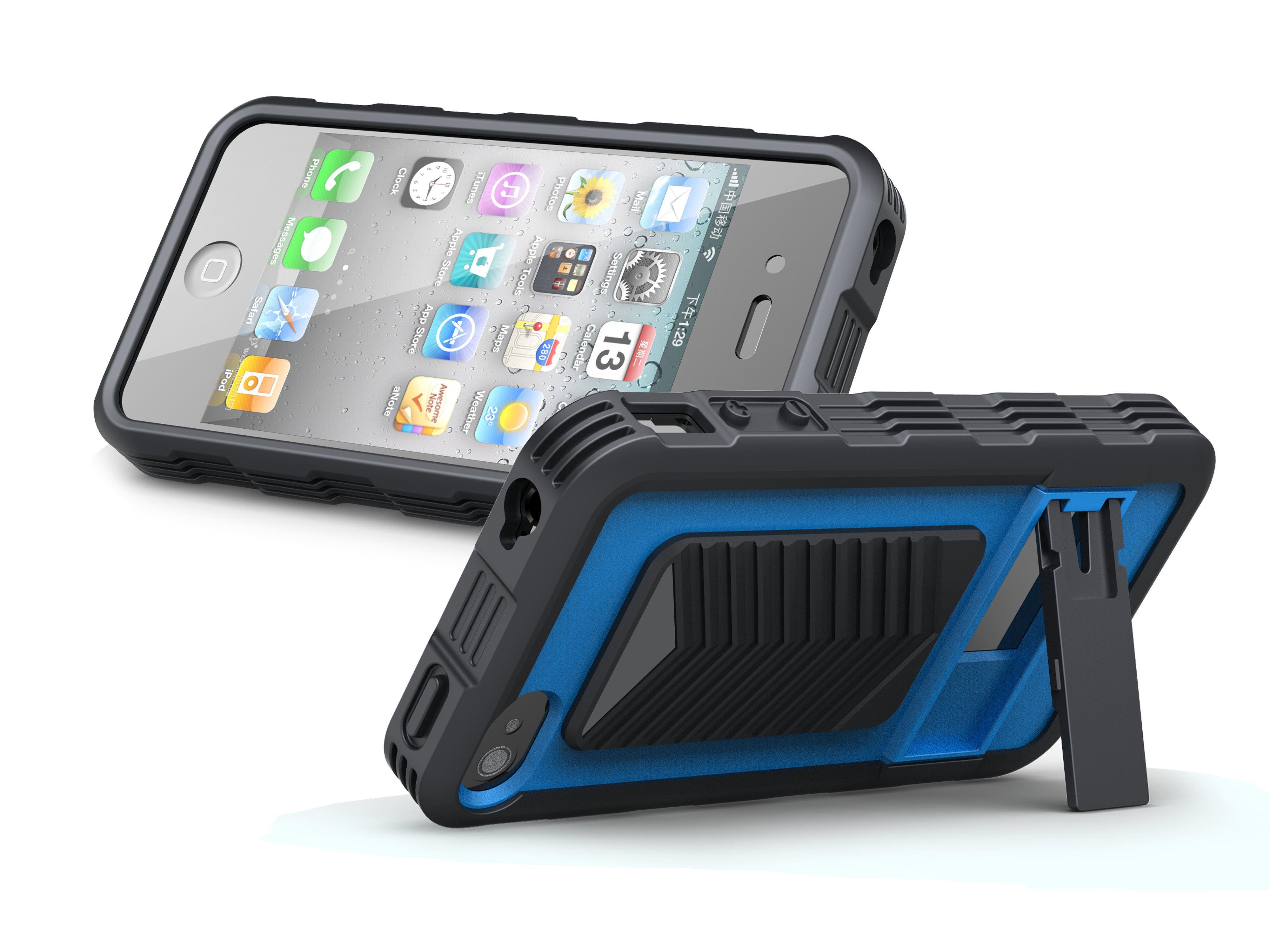 Mobile case design