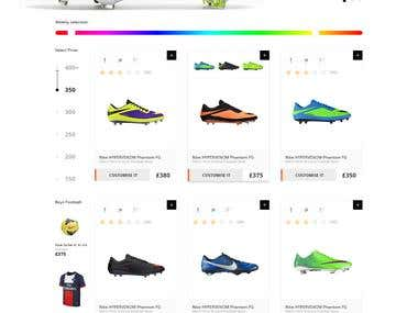 Nike Magazine (Editing)