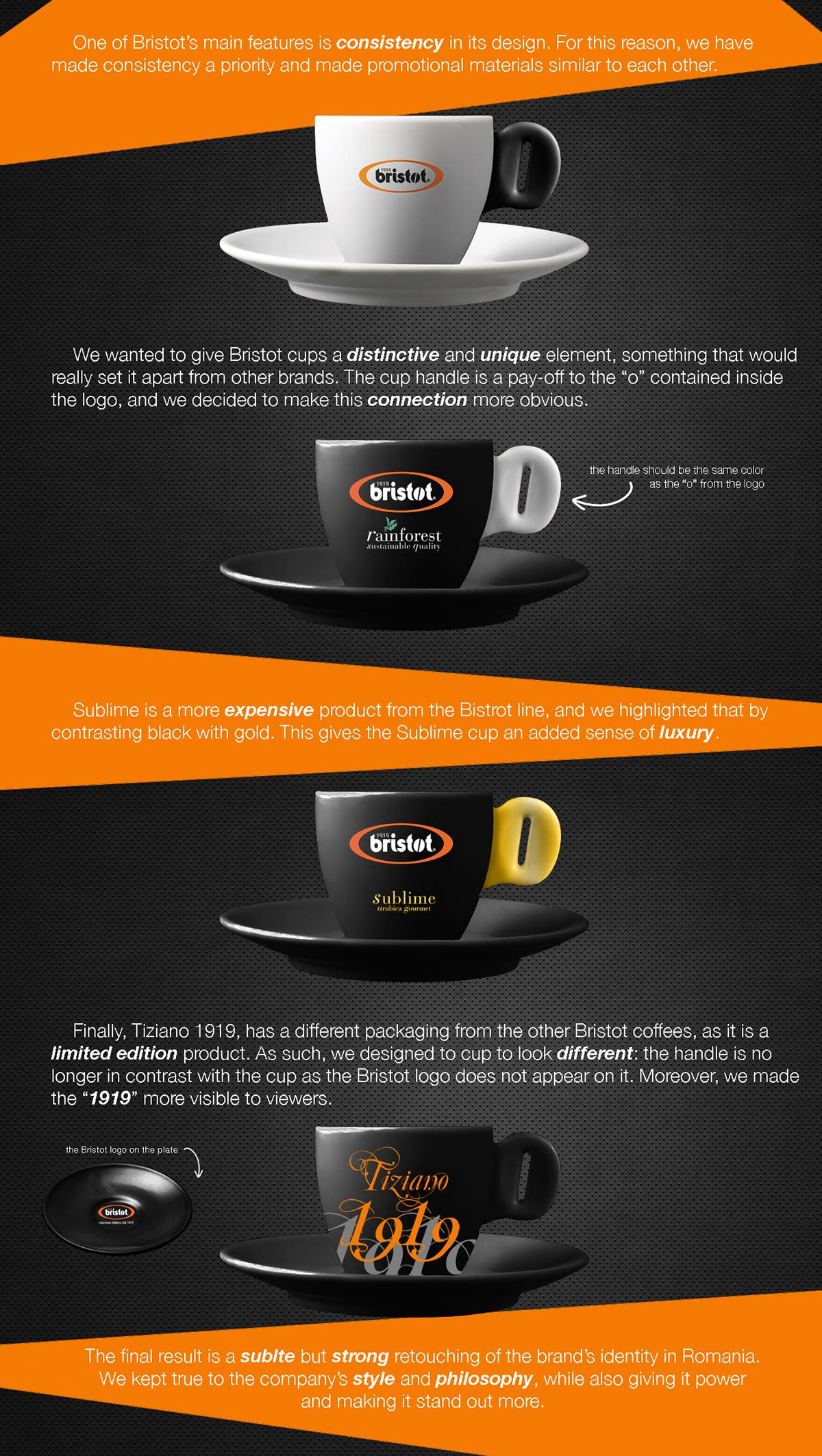 Refreshing regional brand presence