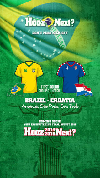 HOOZ NEXT – World Cup 2014