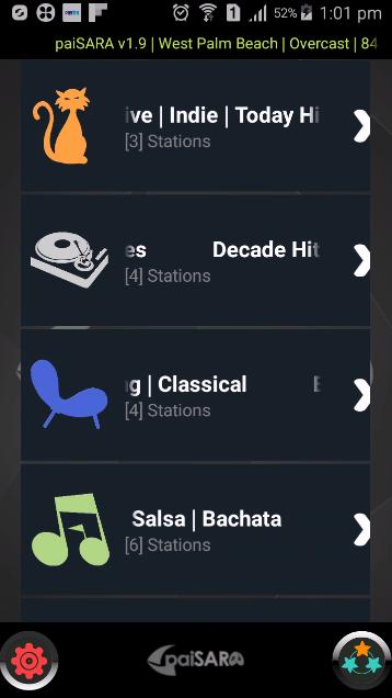 Paisara Radio App