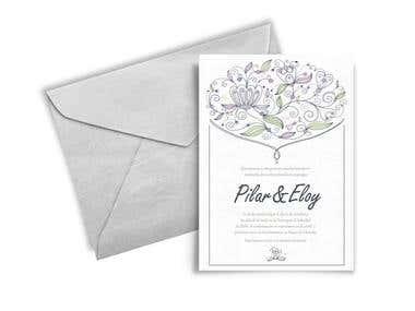 Wedding Invitations v.I