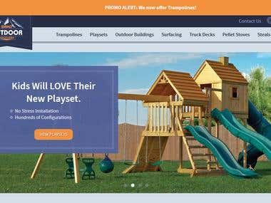 joomla ecommerce site develop