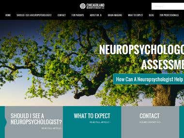 Chicago Land - Neuropsychology