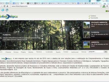 Site - Infoecológica