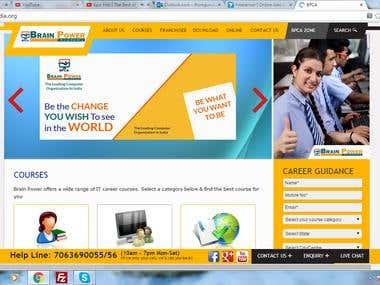 Online business management system