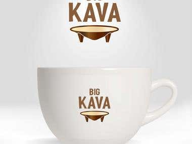 Big Kava Logo