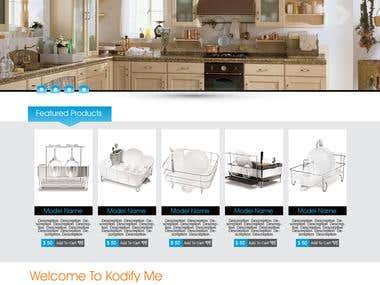 KodifyMe HomePage