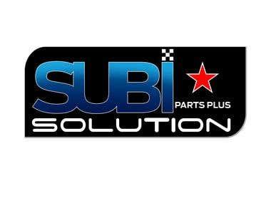 Logo and Website - Subaru Parts dealer