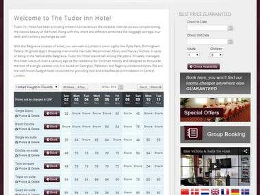 Hotel Online Booking Wordpress