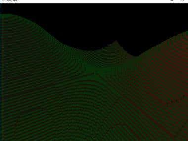 3D Volumetric Terrain Rendering in C++/OpenGL