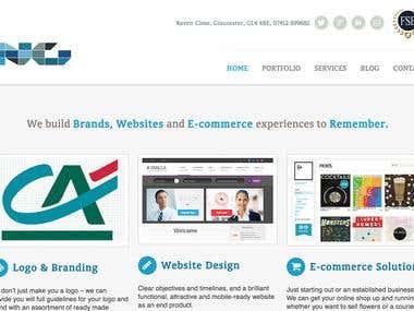 NG development website