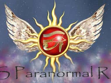 ISIS Paranormal Radio Graphic Design