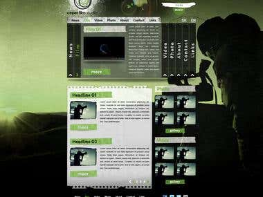 Ceper web design