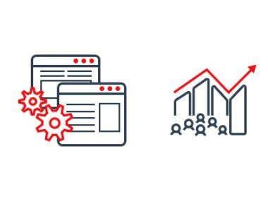 Web studio icons