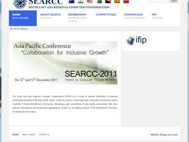 SEARCC Website