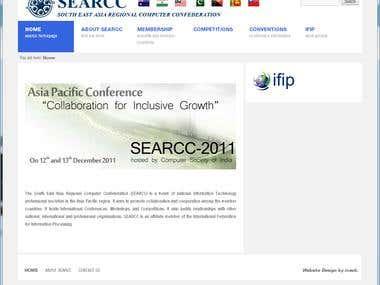 SEARCC Website