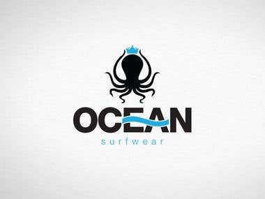 Logotype for Ocean Surfwear