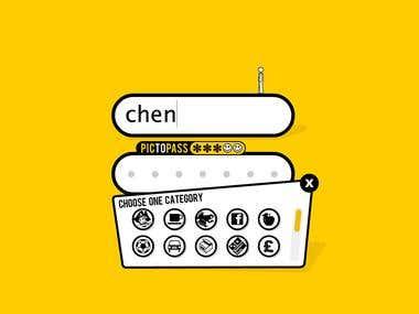 Ui/Ux graphic design
