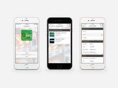 Ezreq App (MVP for startup)