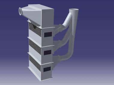 3D Assembly design