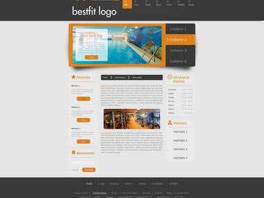Bestfit web design