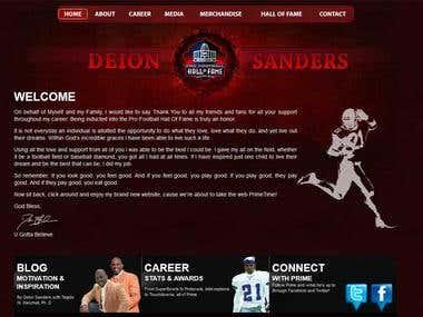 DeionSanders21.com