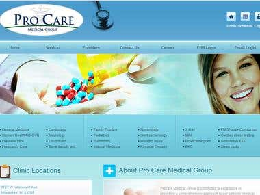 Pro Care Medical Group