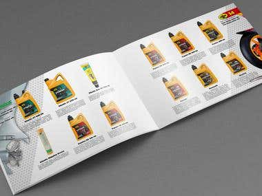 Design product catalog