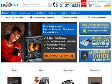 Magento based eCommerce Website