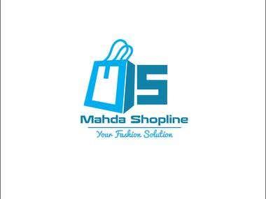 MahdaShop Logo