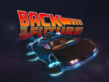 Back To The Future Poster for a Contest #2