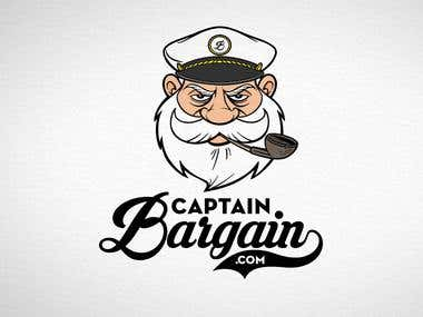 Logotype for CaptainBargain.com