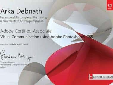 Adobe Certification
