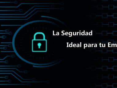 Diseño de banner para web de Servicios Rosario
