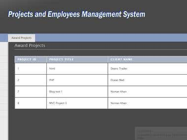 Project Management System(Core PHP )