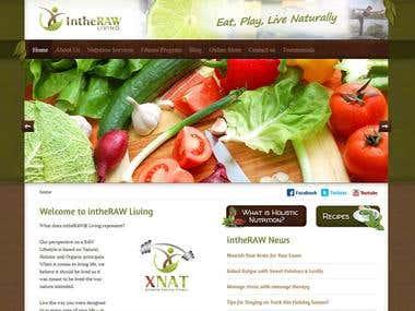 InTheRawLiving.com