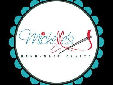 Michelle\'s Handmade Crafts logo