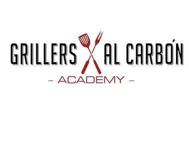 Grillers Al Carbon Logo Design