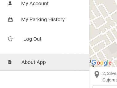 Parking.Rip Android Application