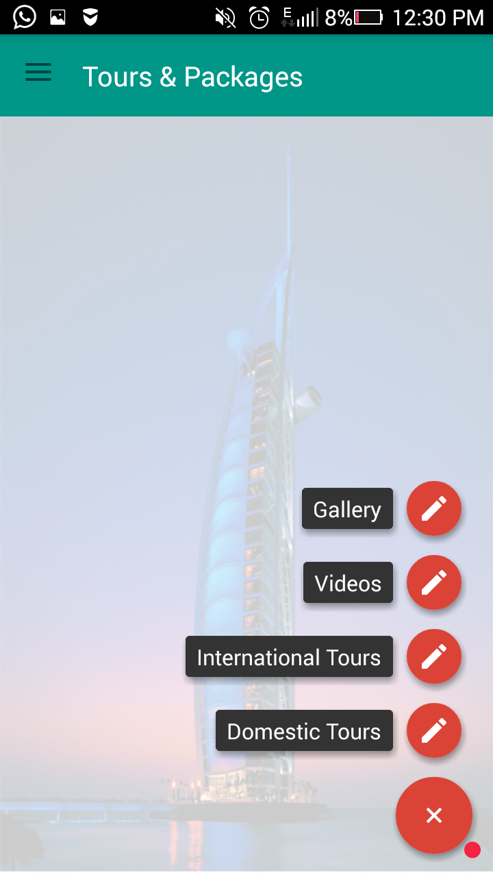 Happy Safar Tours and Travels (IPHONE and Android App)