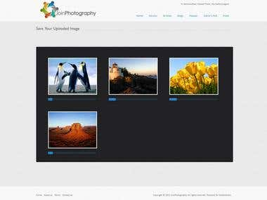 Photogrpahy Website