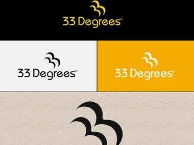33 Degree Logo
