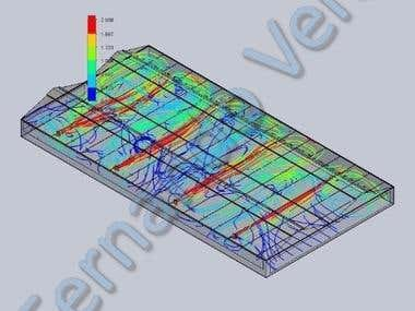 Finite element analysis in the design of ventilation system