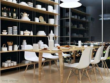Dinning space