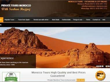 Online Travel Booking Website