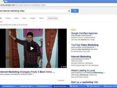 Google Rewards My Video